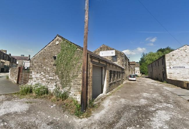 The A&A Lampkin site in Silsden (image: Google Street View)