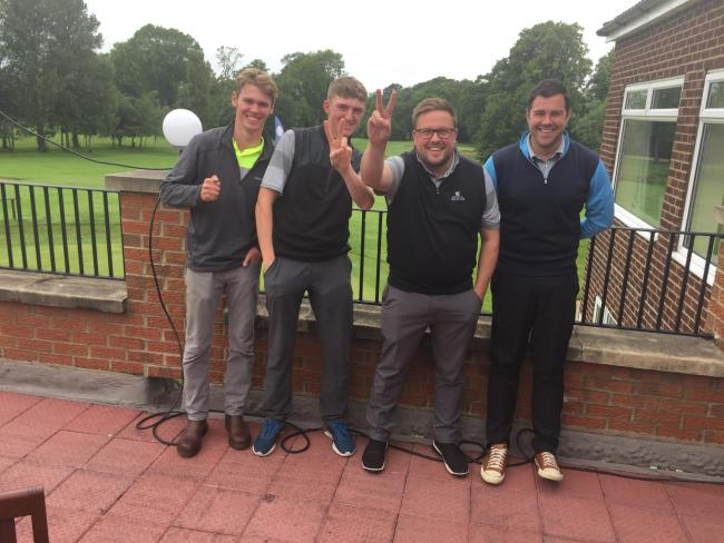 Skipton Golf Club's Scratch Team will compete at the Second Division Team Championships in July