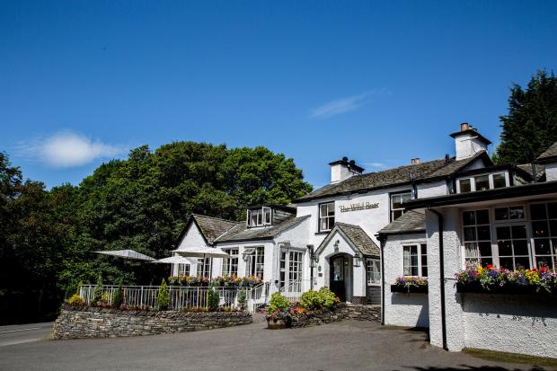 The Wild Boar, near Bowness-on-Windermere