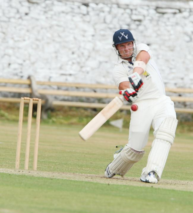 Tom Davidson hit a quick-fire 24 and took three wickets for Settle on Saturday