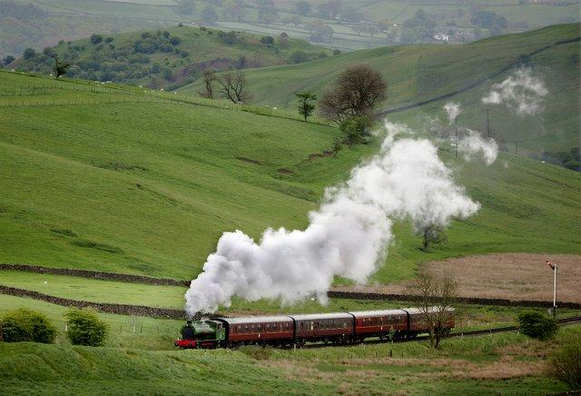 Record numbers visit Embsay Steam Railway | Craven Herald