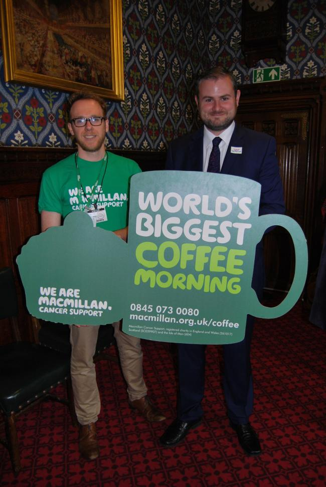 World's biggest coffee morning' events | Craven Herald