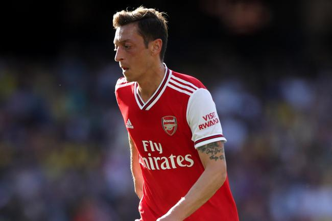 Mesut Ozil's Arsenal career is up in the air