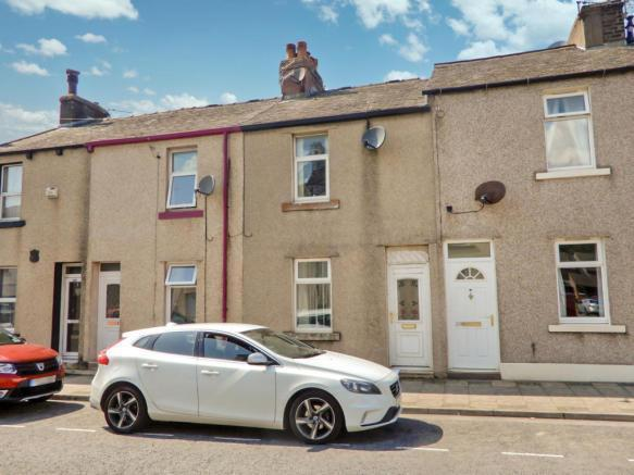 Bargain property - 210 Mossbay Road in Workington