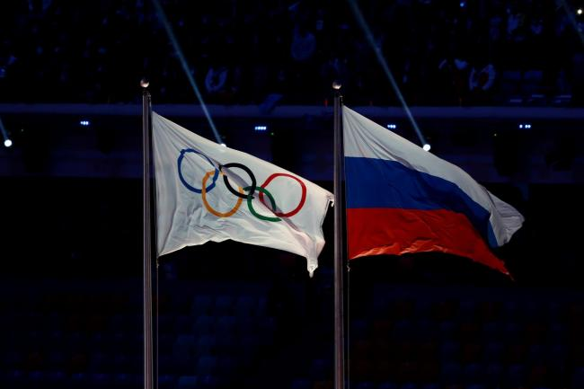The Russian flag will not be flying at the 2020 Olympics