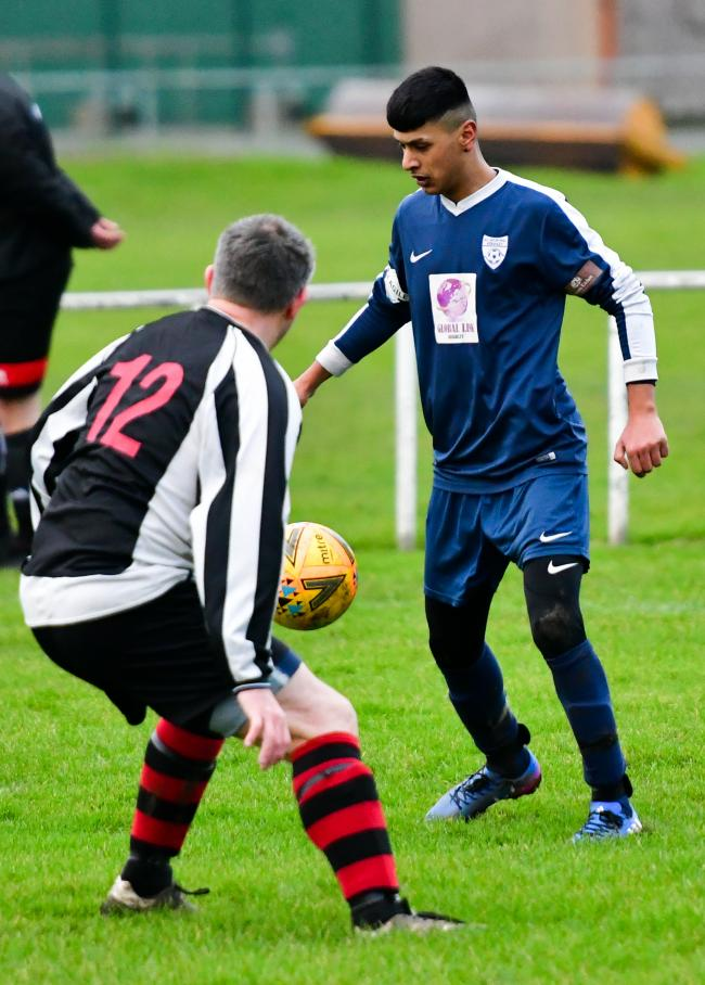 Trawden Celtic Juniors sit five points off the leaders who have won all six of their Premier Division games. Picture: Chris Hyslop