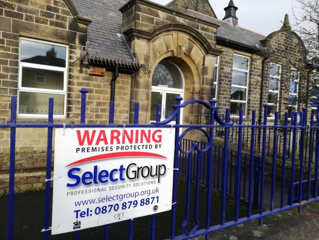 The now closed Ings Community Primary School in Skipton