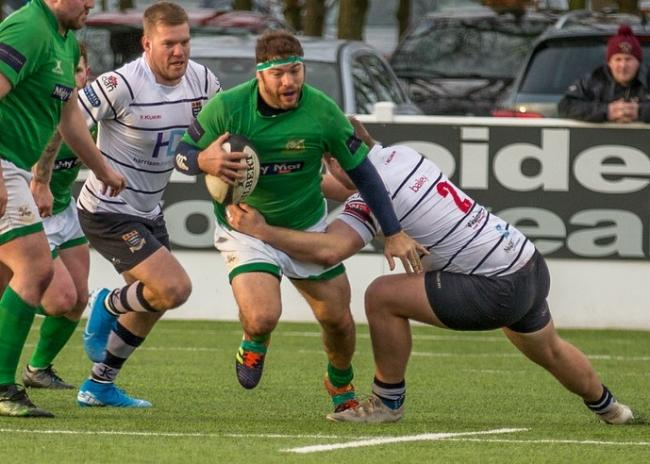 Matt Speres should be available for Wharfedale following an injury. Picture: Ro Burridge