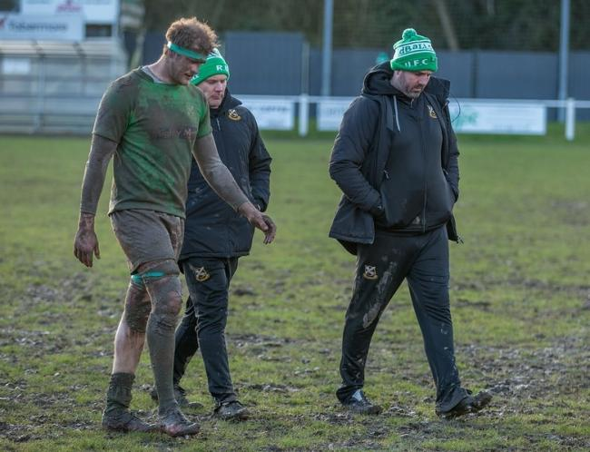 Wharfedale boss Jon Feeley feels his club will be able to cope through the coronavirus crisis Picture Ro Burridge