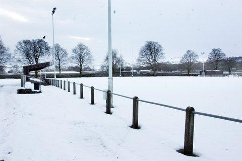 the Wharfedale pitch was declared unfit