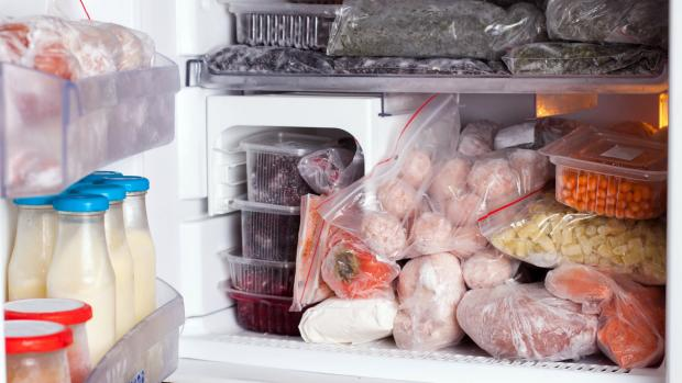 Craven Herald: Even if your freezer is full to the brim, storing like items together can help you keep track of what you have. Credit: Getty Images / Qwart