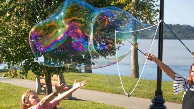 Craven Herald: What's not to love about bubbles? Credit: Etsy / BubblePalooza