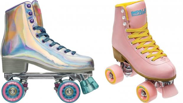 Craven Herald: Take part in this summer's hottest trend with these roller skates. Credit: Impala / Amazon
