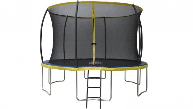 Craven Herald: Get some air with this trampoline. Credit: Zero Gravity / Amazon