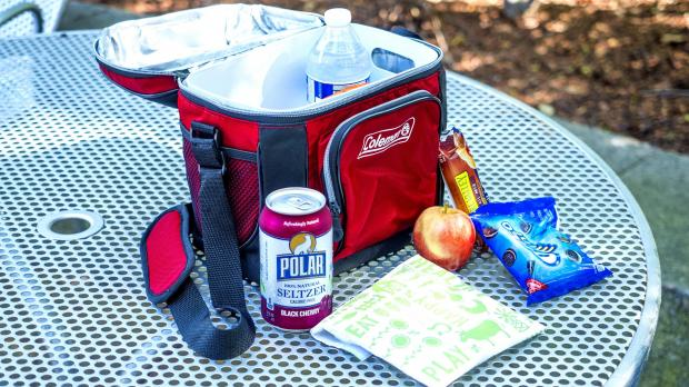 Craven Herald: A packed lunch brings a sense of normalcy. Credit: Reviewed / Jackson Ruckar