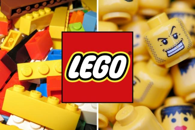 Lego launch challenge for children to win a year's supply for FREE. Picture: Newsquest