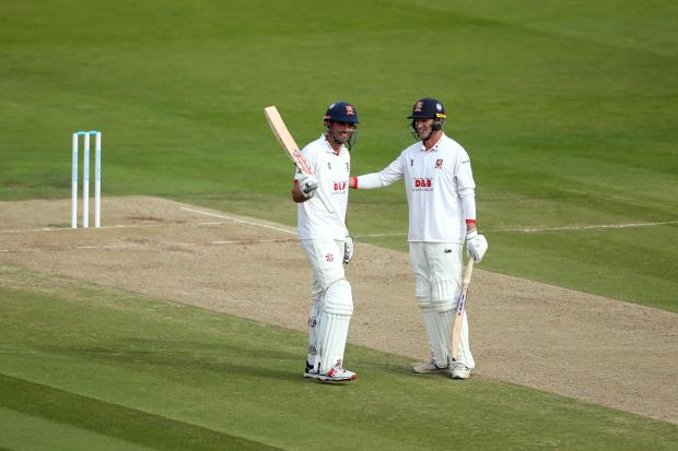 Sir Alastair Cook was in imperious form at Lord's