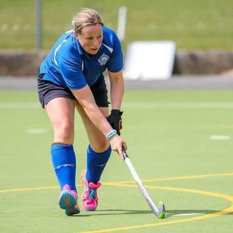 Becky Stapleton played well for Skipton in their defeat to Leeds Adel