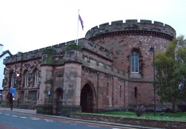 Craven Herald: The Citadel, Carlisle