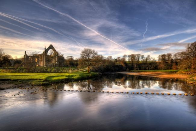 Bolton Abbey, picture by Chris Northall