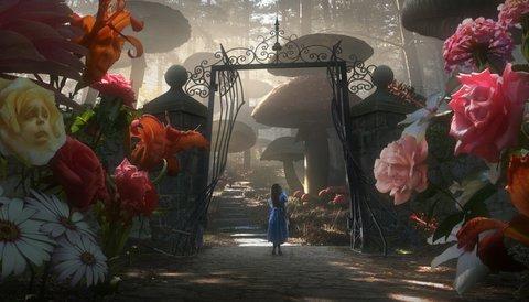 Risultati immagini per Alice Wonderland Screen movie