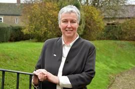 Dorothy Fairburn, director of the CLA