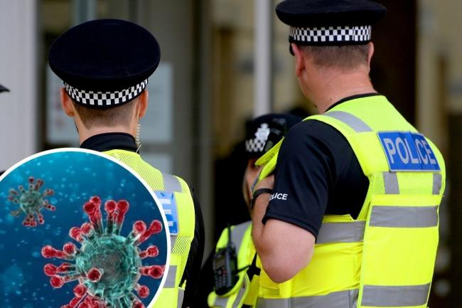 "Police have stepped up the issuing of Fixed Penalty Notices following ""blatant"" Covid lockdown breaches."