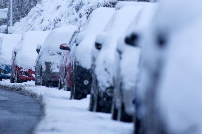 Met Office forecasts heavy snow for district overnight