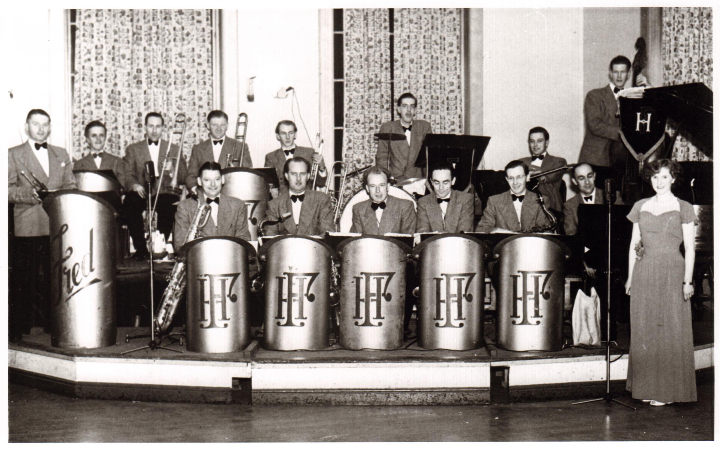NOSTALGIA: The Fred Hudson Dance Band, Skipton