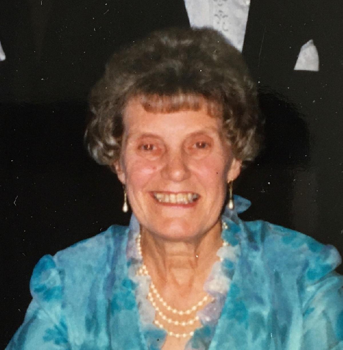 Former WI president Florence Dent dies aged 98