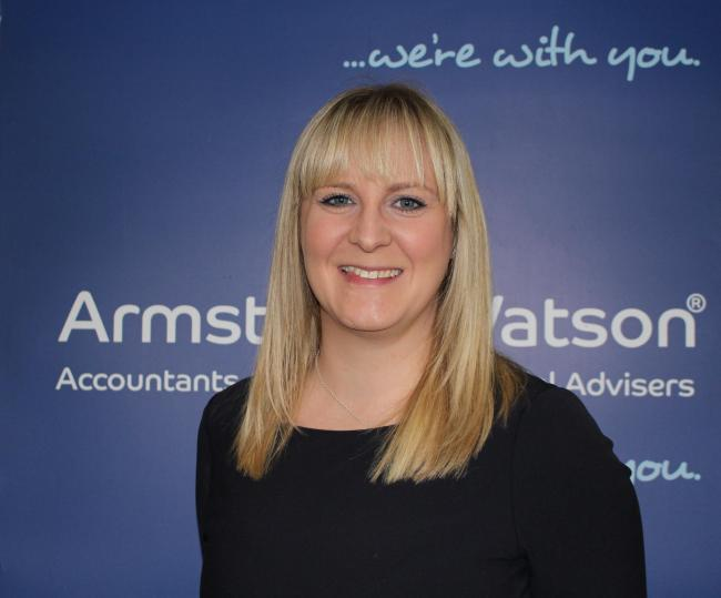 Emma Forrester, VAT Consultant, Armstrong Watson LLP
