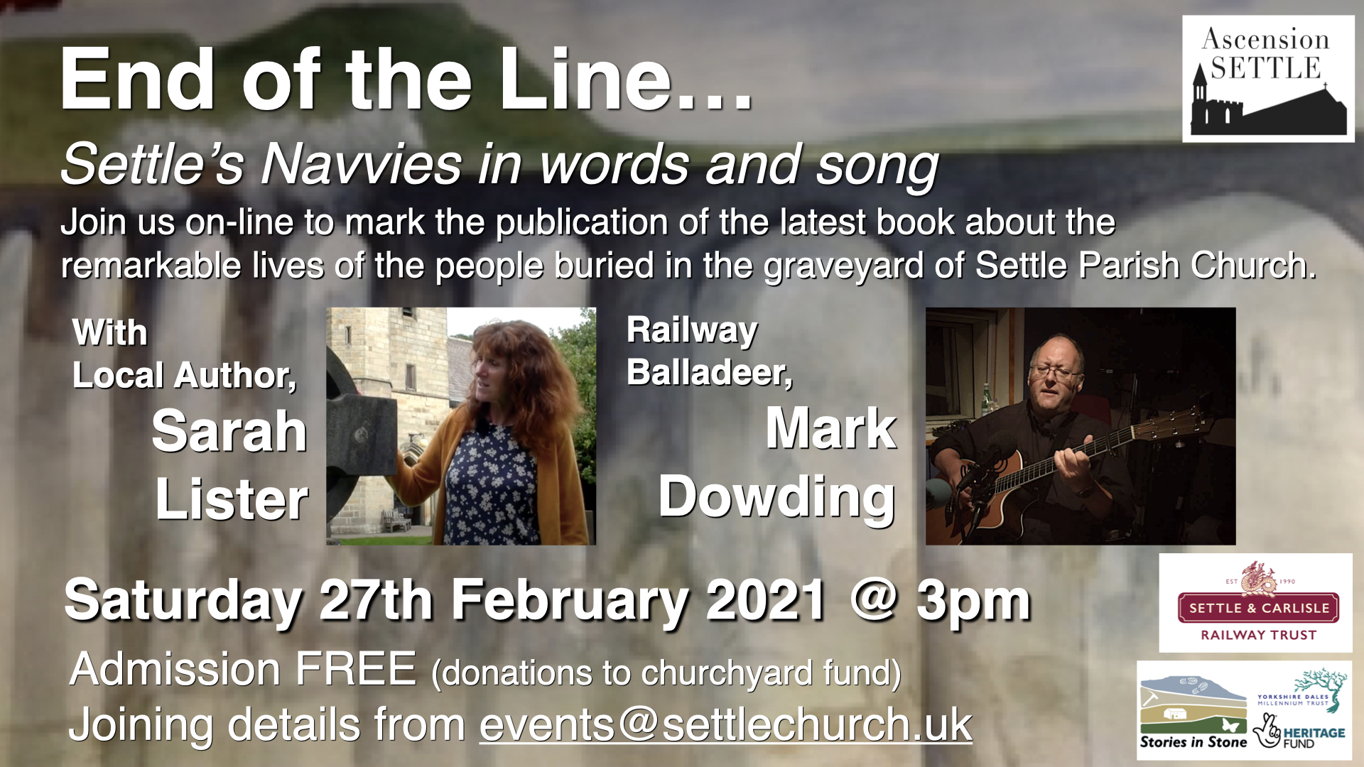 End of the Line - a celebration of Settle's navvies