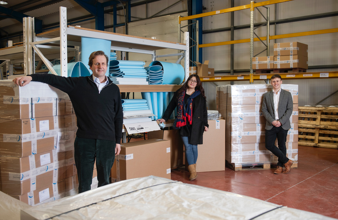 Major China success for Skipton textile business