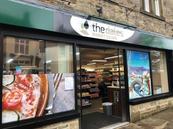 Improvements planned for Grassington shop