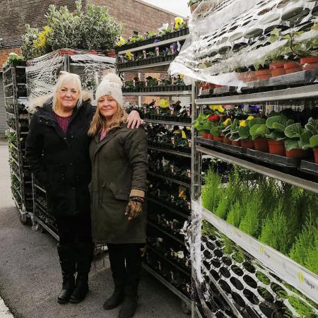 Garden centre to reopen