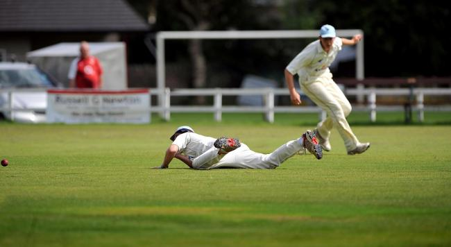 Glusburn hit 274-5 in their victory over Denholme