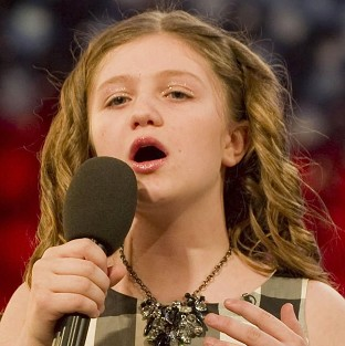 Chloe Hickinbottom is one of the favourites to win Britain's Got Talent - 1270326