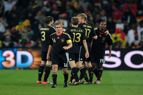 Germany Ghana World Cup 2010