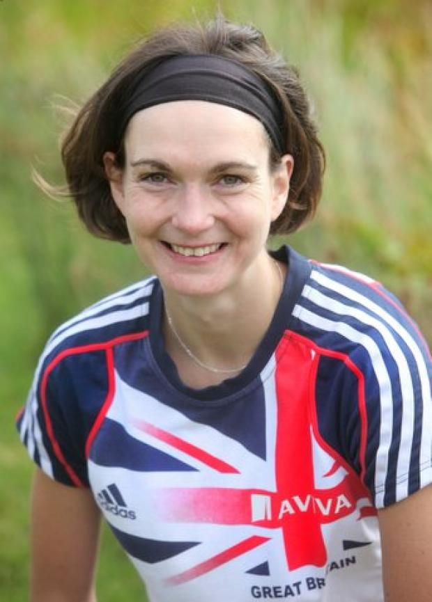 Mary Wilkinson continued her European Mountain Running Championship preparations