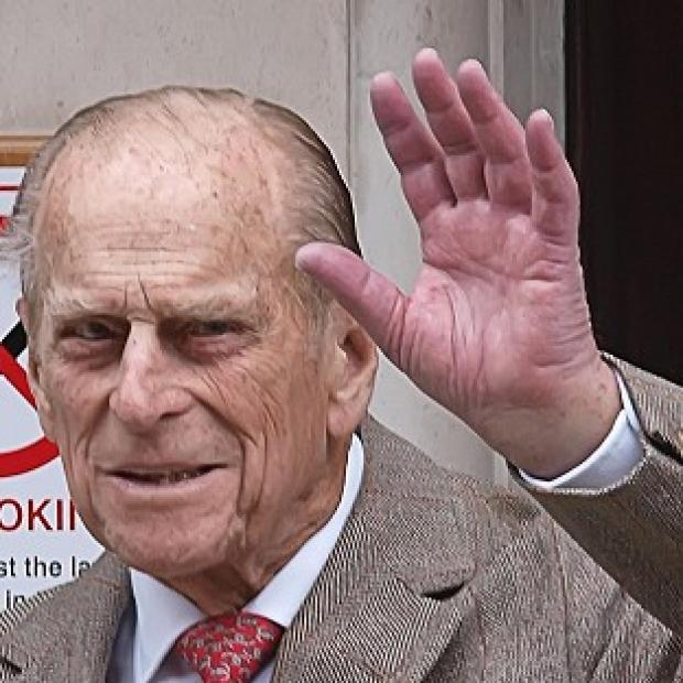 The Duke of Edinburgh will miss a garden party at Sandringham on Tuesday