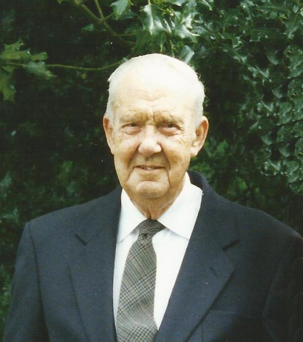 Ron Hadaway, who has died, aged 92