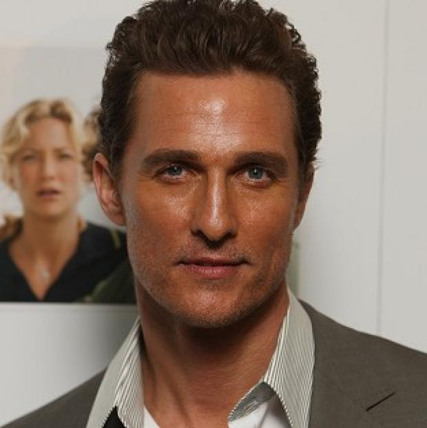 Matthew McConaughey enjoyed taking his clothes off in Magic Mike