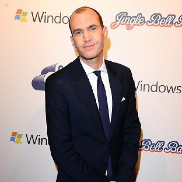 Johnny Vaughan is presenting a new radio show during the Olympics
