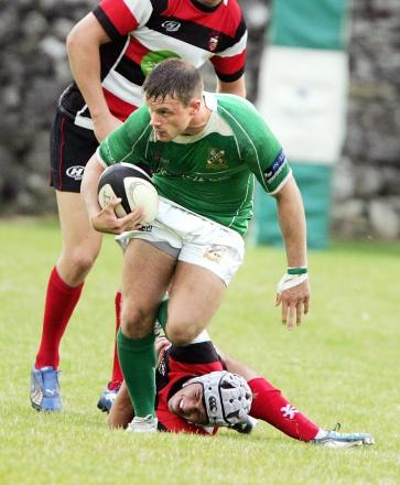 Will Bell will start at stand off for Wharfedale