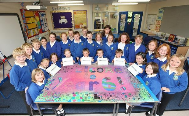 Settle Primary School welcomes year 6 pupils from the now closed Settle Middle School