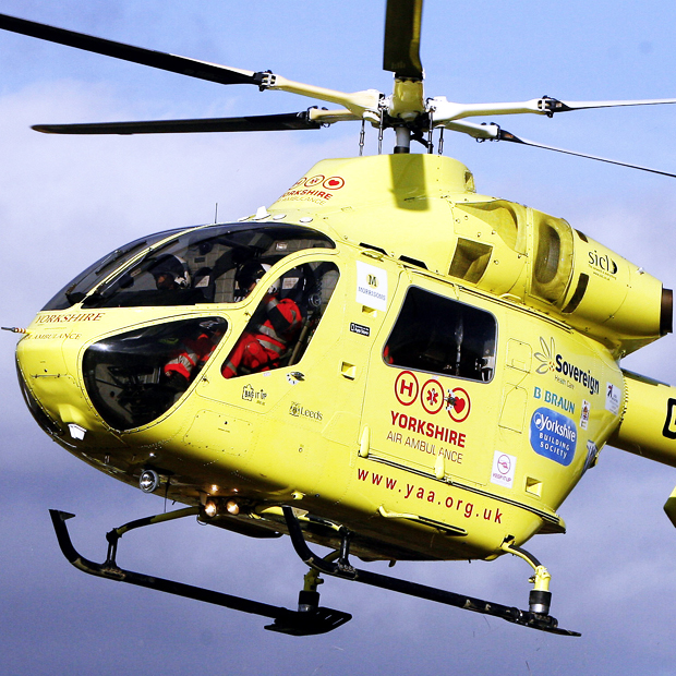 Man injured in Cowling climbing accident
