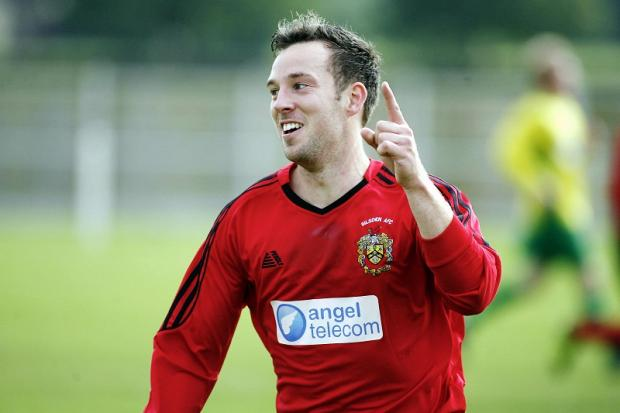Mike Garrod put silsden in front