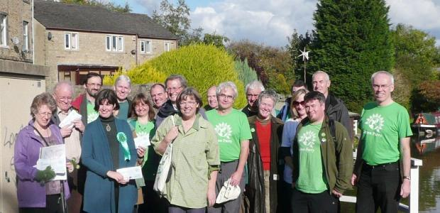 A new Skipton and Craven Green Party has been launched
