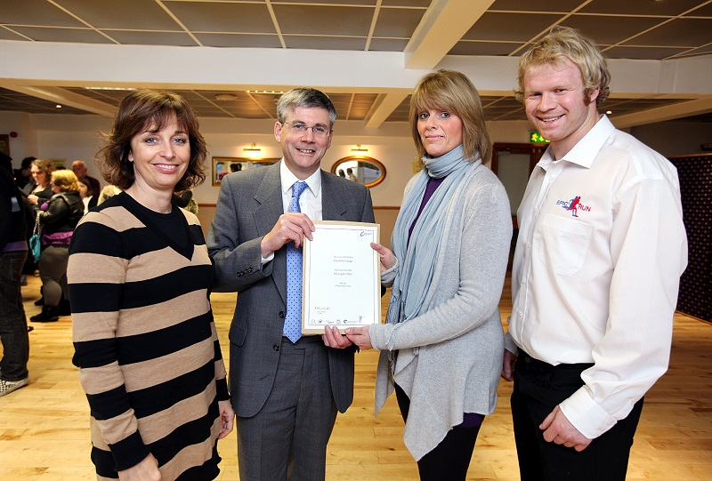 Star Caroline leads Craven College's award celebration