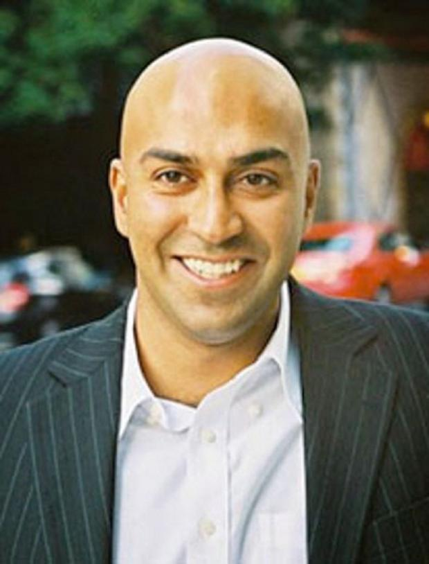 Amar Latif, the founder and director of Traveleyes